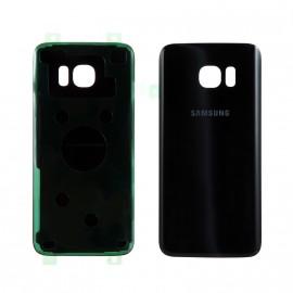 Vitre arrière Samsung Galaxy S7 Edge Noir