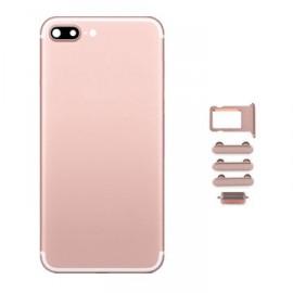 Coque arrière de remplacement iPhone 7 Plus Rose