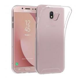 Coque silicone transparente Galaxy J7 2017