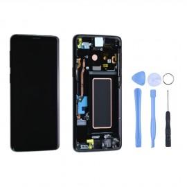 Ecran complet d'origine Samsung Galaxy S9 G960F Noir