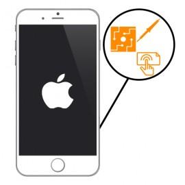 Soudure carte mère connecteur FPC tactile ou LCD iPhone