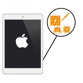 Soudure carte mère caméra avant / arrière iPad