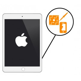 Soudure carte mère défaut d'affichage iPad