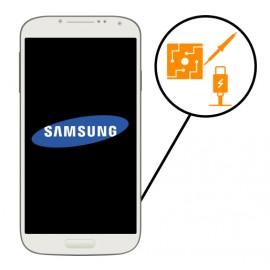 Soudure carte mère connecteur de charge Samsung