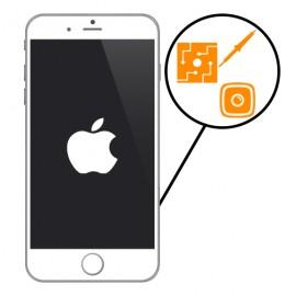 Soudure carte mère connecteur FPC caméra arrière iPhone