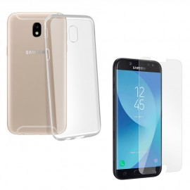 """Pack """"Cristal Protect"""" Galaxy J5 2017"""