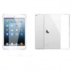 "Pack ""Cristal Protect"" iPad 2 / 3 / 4"