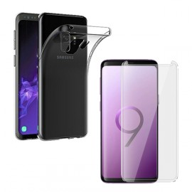 """Pack """"Shock Protect"""" Galaxy S9"""