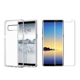 """Pack """"Cristal Protect"""" Galaxy Note 8"""