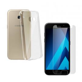 """Pack """"Shock Protect"""" Galaxy A5 2017"""