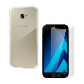 """Pack """"Cristal Protect"""" Galaxy A5 2017"""
