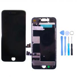 Ecran complet iPhone 8 Noir + Outils