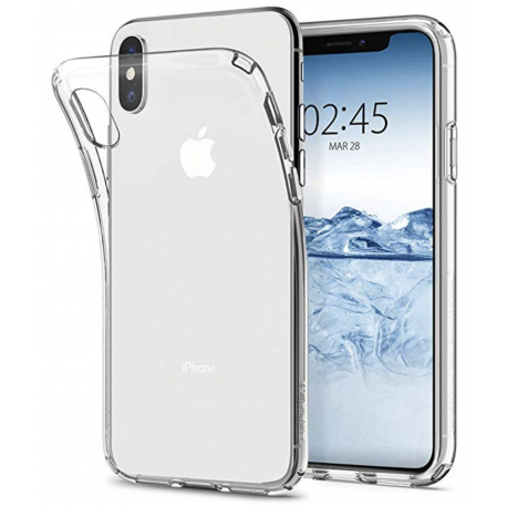 coque pour iphone xs transparente