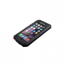 Coque Lunatik noire iPhone 8 Plus