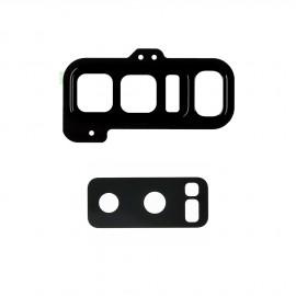 Contour + lentille caméra arrière Samsung Galaxy Note 8