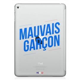"Coque ""Mauvais garçon"" iPad Hevoli ®"