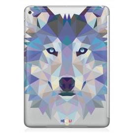 Coque Loup Graphic iPad Hevoli®