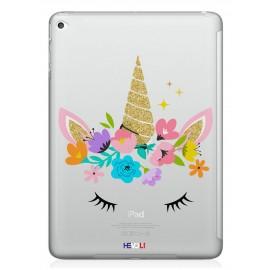 Coque Licorne iPad Hevoli ®