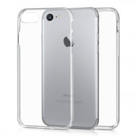 Coque intégrale silicone transparente iPhone 7 / iPhone 8