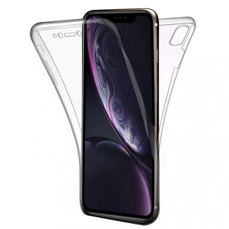 coque iphone xr silicone integrale