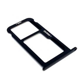 Tiroir SIM + SD Huawei P10 Lite Noir
