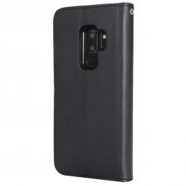 Etui portefeuille Samsung Galaxy S9 Noir