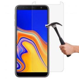 Film en verre trempé Samsung Galaxy J6 +