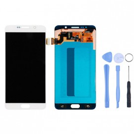 Ecran complet d'origine Samsung Galaxy Note 5 Blanc