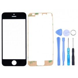 Kit vitre tactile iPhone 5/5S/5C/SE + scotch + outils