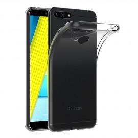 Coque silicone transparente Honor 7A