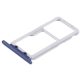 Tiroir SIM + SD Honor View 10 Bleu