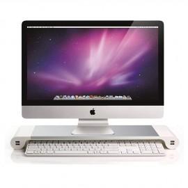 Réhausseur iMac 4 ports USB