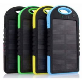 Batterie solaire externe 10000 mAh