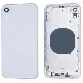 Coque arrière iPhone XR Blanc