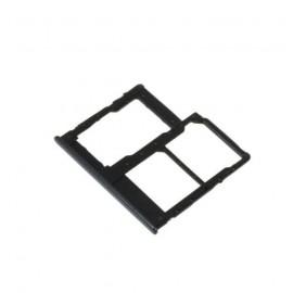 Tiroir SIM / SD Samsung Galaxy A40 Noir
