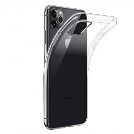 Coque silicone transparente iPhone 11 Pro