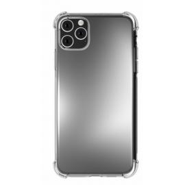 Coque silicone transparente coins renforcés iPhone 11 Pro Max