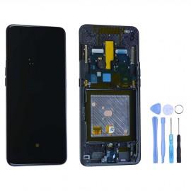 Ecran complet d'origine Samsung Galaxy A80 Noir + outils