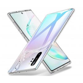 Coque silicone transparente Samsung Galaxy Note 10+