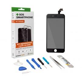 Kit complet réparation écran iPhone 6 Plus Noir