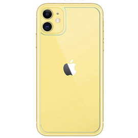 Film en verre trempé arrière iPhone 11