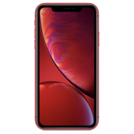 iPhone XR Rouge 64GB reconditionné Grade A