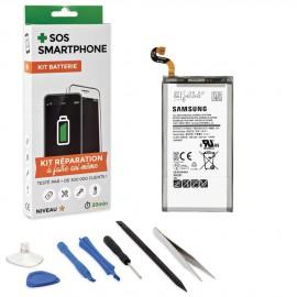 Kit réparation batterie Galaxy S8 +