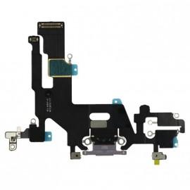 Connecteur de charge iPhone 11 Mauve