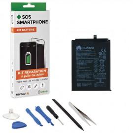 Kit réparation batterie Mate 10 / 10 Pro / 20 / 20 Pro / P30 Pro / Honor View 20