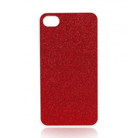 coque rouge iphone 4