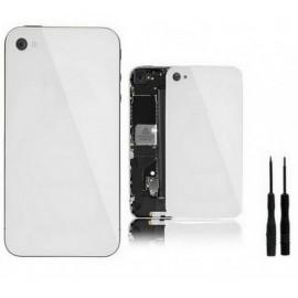 Vitre arrière blanche iPhone 4S + Outils !