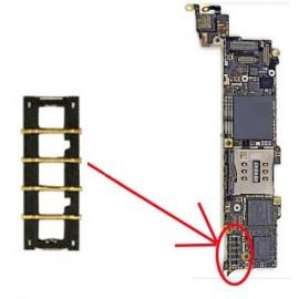 Connecteur batterie iPhone 5 FPC