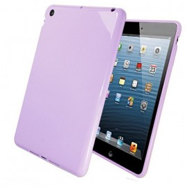 Coque iPad Mini Violet silicone