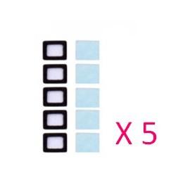 Lot 5 filtres UV iPhone 4/4S